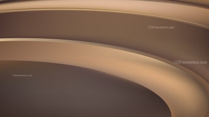 Brown Abstract Wavy Background Vector Graphic