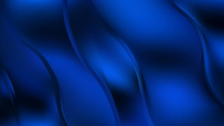 Cool Blue Wave Background