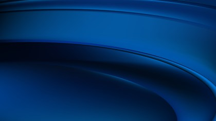 Cool Blue Curve Background Illustrator