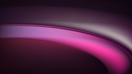 Abstract Cool Purple Wavy Background Vector Graphic