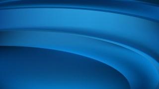 Dark Blue Wavy Background