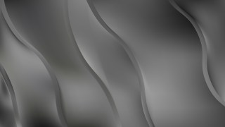 Dark Grey Curve Background Design