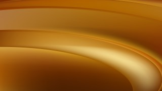 Abstract Dark Orange Curve Background