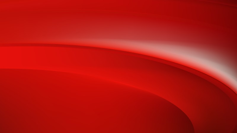 Dark Red Abstract Wavy Background
