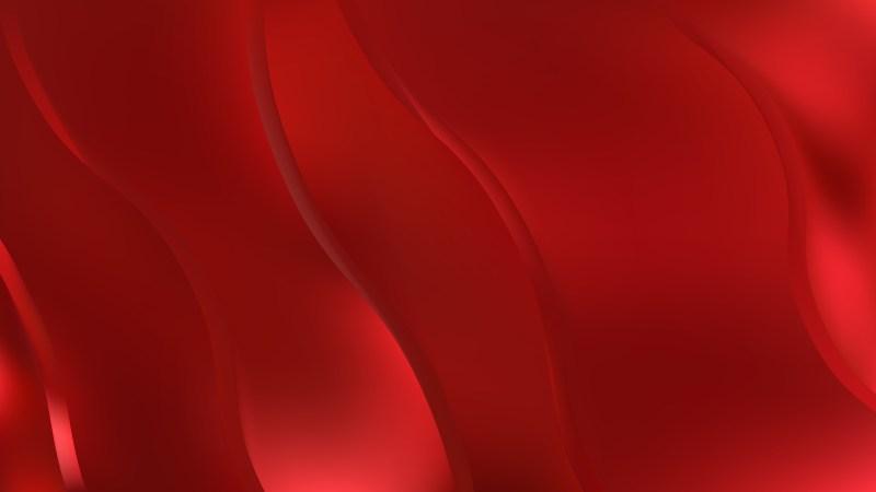 Dark Red Abstract Wavy Background Graphic
