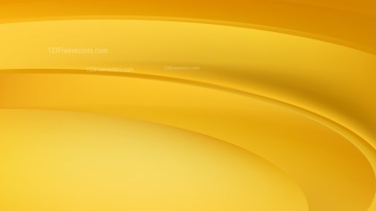Gold Wave Background Vector