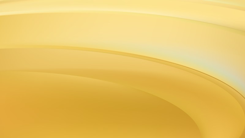 Abstract Gold Wave Background Illustration