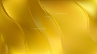 Abstract Gold Curve Background Image