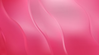 Pink Abstract Curve Background