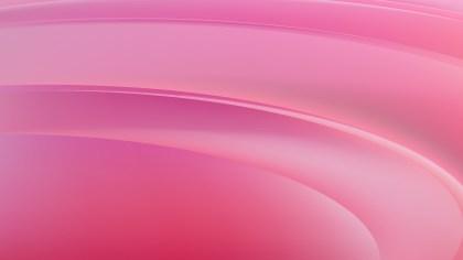 Pink Wavy Background Image
