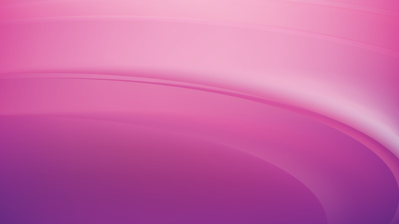 Pink Abstract Wave Background Illustration