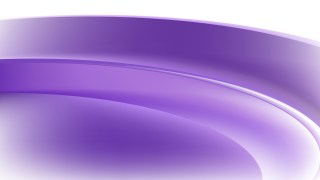 Abstract Purple and White Wave Background Image