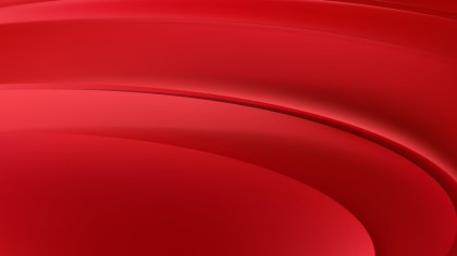 Red Curve Background