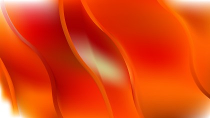 Red and Orange Curve Background Illustrator