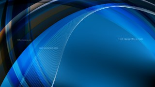 Black and Blue Curved Background Graphic
