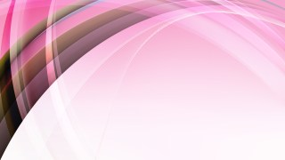 Pink Black and White Curve Background