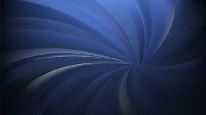 Abstract Black and Blue Twist Swirl Rays Background Image