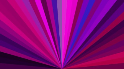 Abstract Black Blue and Purple Rays Background Illustration