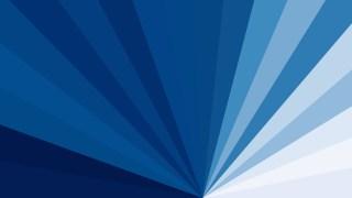 Blue and White Rays Background Illustration