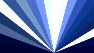 Blue and White Rays Background Illustration