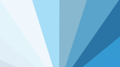 Blue and White Rays Background