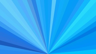 Bright Blue Burst Background