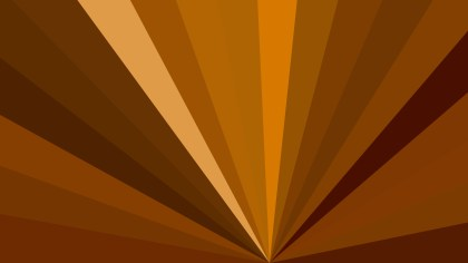 Brown Radial Background Design