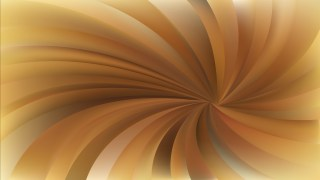 Abstract Brown Radial Spiral Rays background Vector