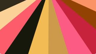 Colorful Rays Background Illustration
