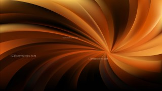 Abstract Cool Brown Radial Spiral Rays background