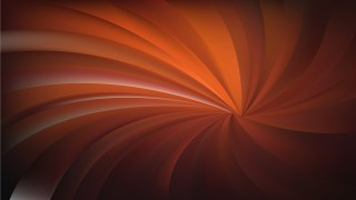 Cool Brown Radial Spiral Rays background
