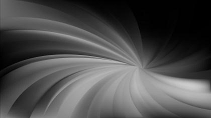 Cool Grey Spiral Background Vector Art
