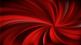 Cool Red Swirling Stripes Background