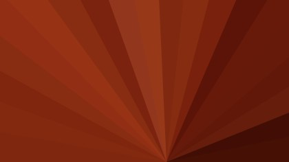 Copper Color Rays Background Illustration