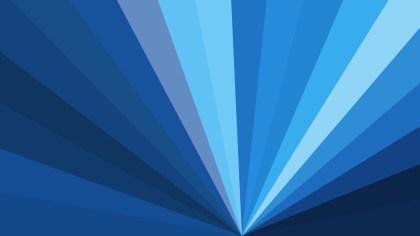 Dark Blue Rays Background