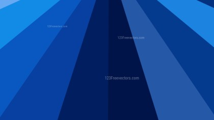 Dark Blue Radial Burst Background