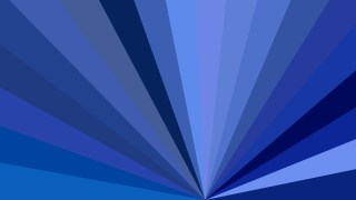 Abstract Dark Blue Radial Stripes Background Vector Graphic