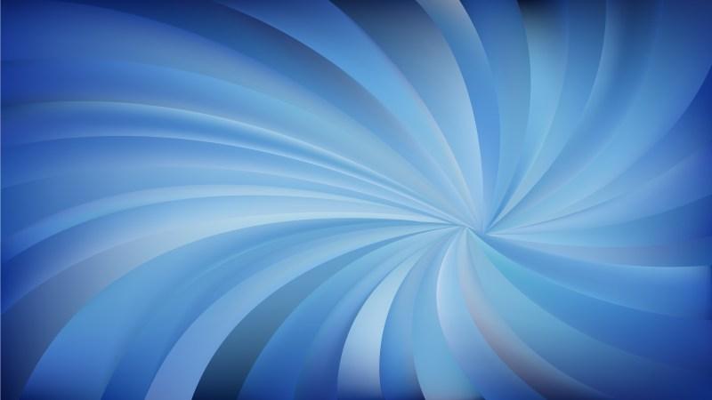 Dark Blue Spiral Background