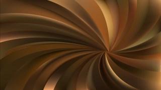 Abstract Dark Brown Spiral Background Vector Image