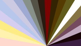 Abstract Dark Color Radial Stripes Background Vector Graphic