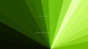 Abstract Dark Green Radial Background Design