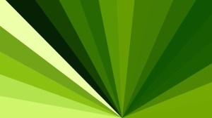 Abstract Dark Green Burst Background Graphic