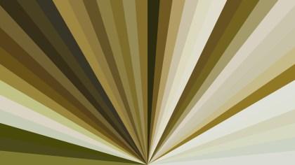 Abstract Dark Green Rays Background Illustration