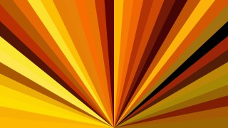Abstract Dark Orange Burst Background
