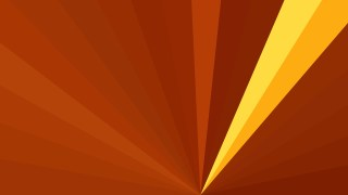 Abstract Dark Orange Radial Burst Background Image