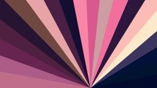 Dark Purple Radial Background Design