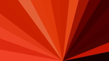 Abstract Dark Red Radial Burst Background