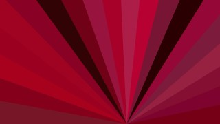 Dark Red Radial Stripes Background