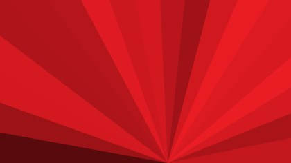 Abstract Dark Red Radial Background Design