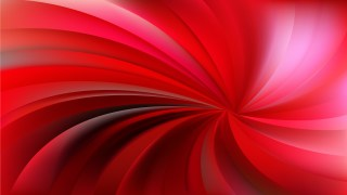 Dark Red Radial Swirling Stripes Background